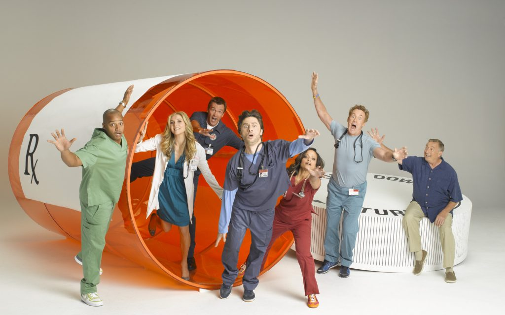 Scrubs Widescreen Wallpaper