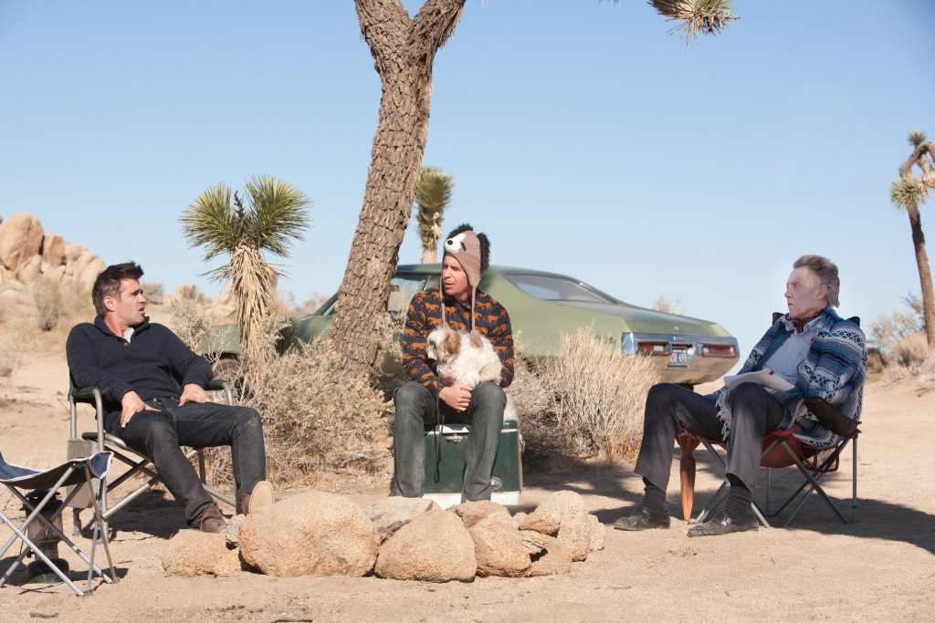 Seven Psychopaths Wallpaper
