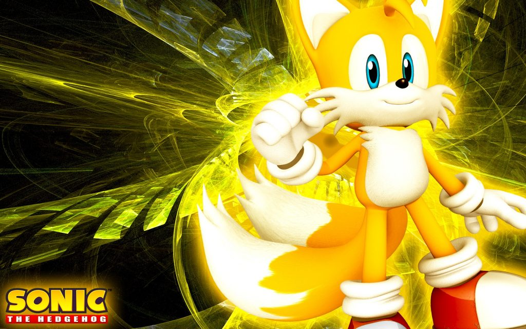 Sonic The Hedgehog Widescreen Wallpaper