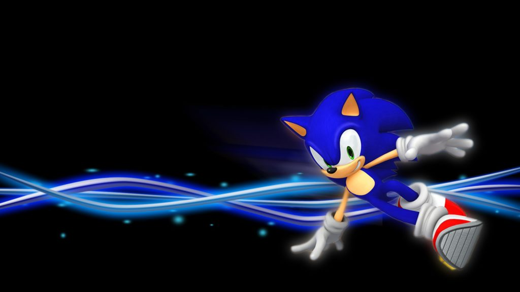 Sonic The Hedgehog Full HD Wallpaper