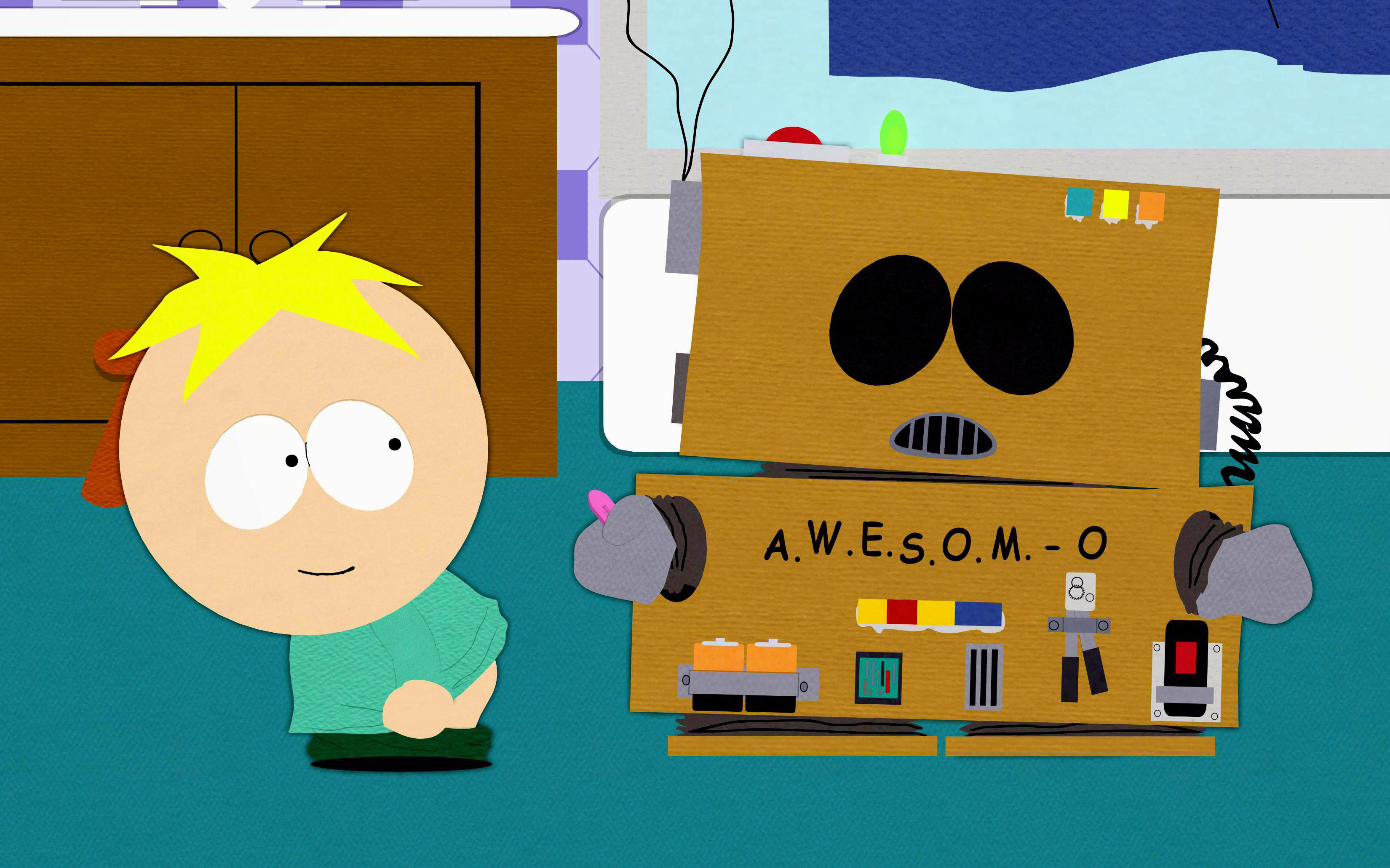 South park wallpapers pictures images - South park wallpaper butters ...