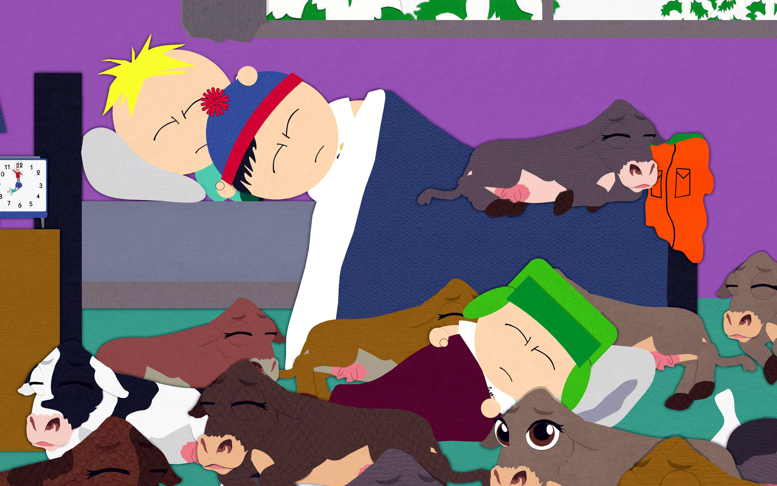 South park hd wallpapers pictures images - South park wallpaper butters ...