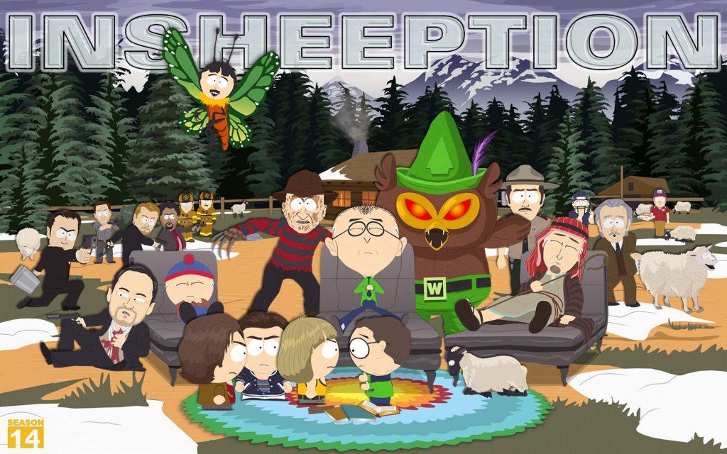 South Park Widescreen Wallpaper