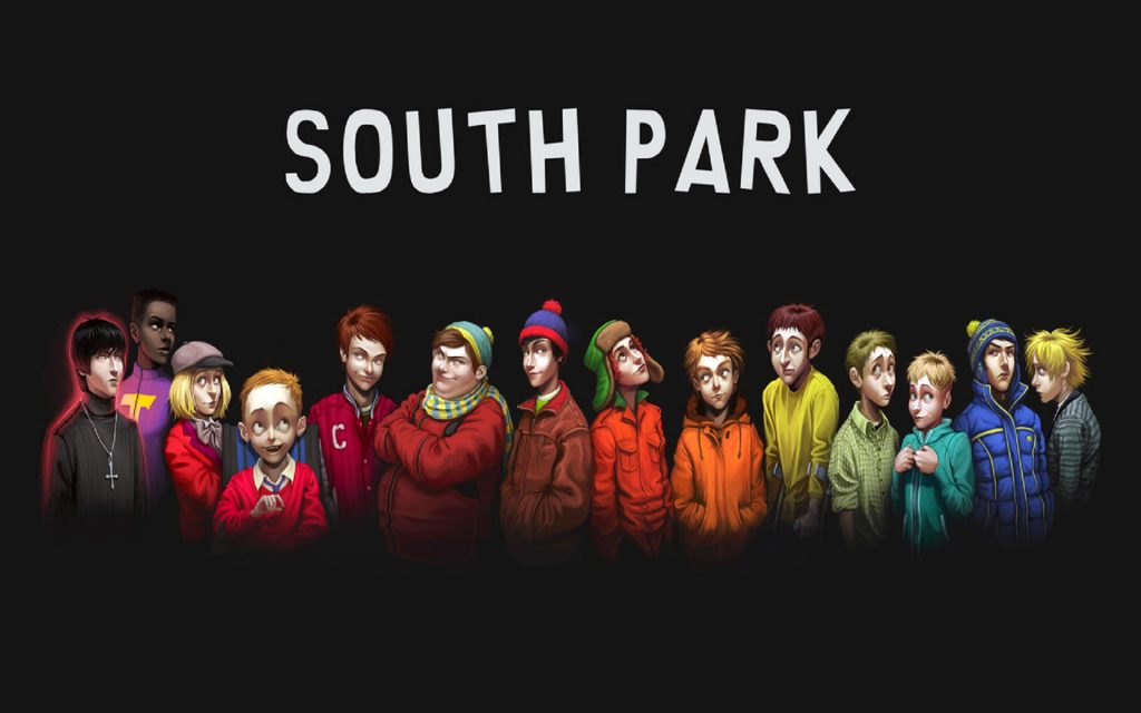 South Park Widescreen Background