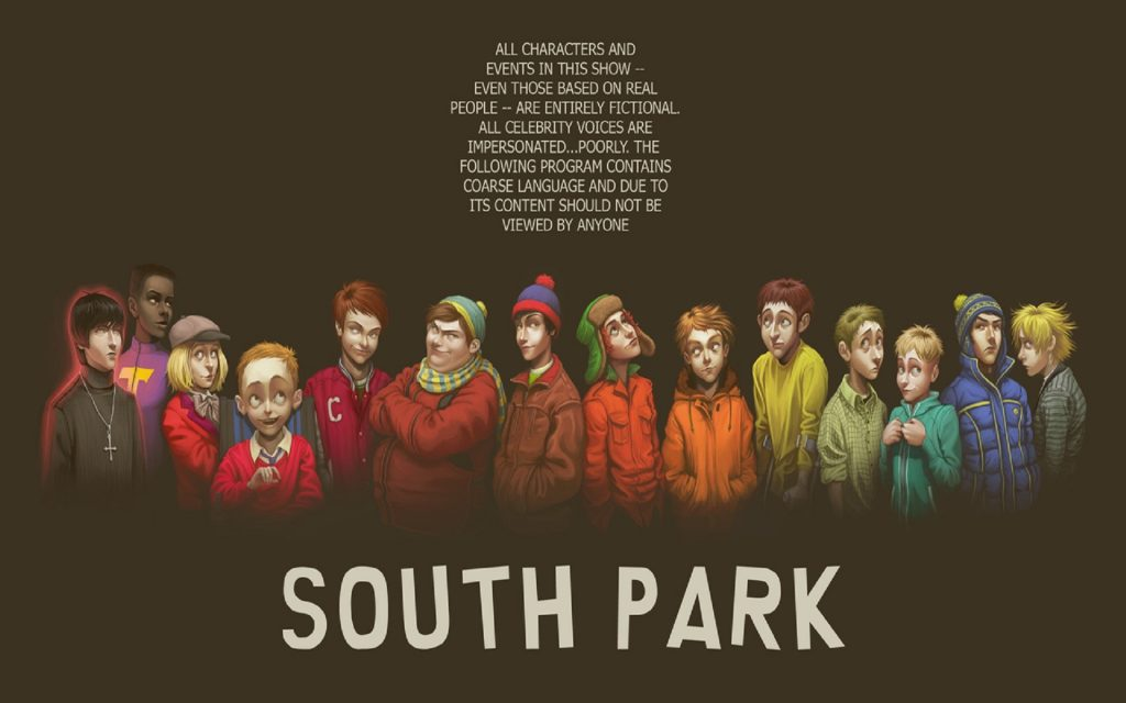 South Park Widescreen Wallpaper