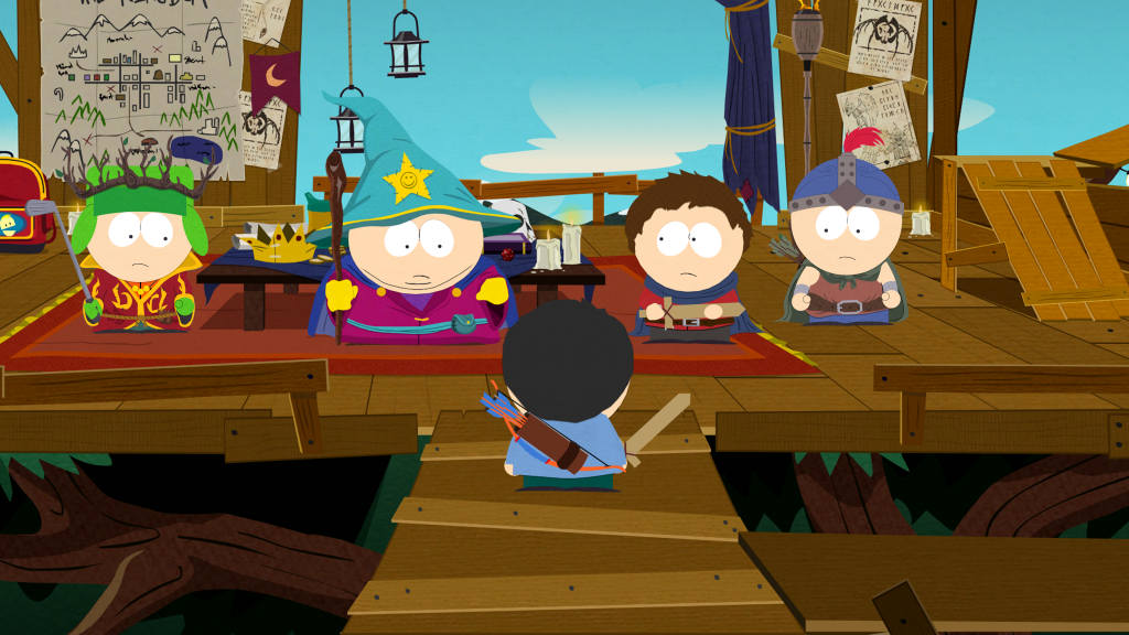 South Park 4K UHD Wallpaper