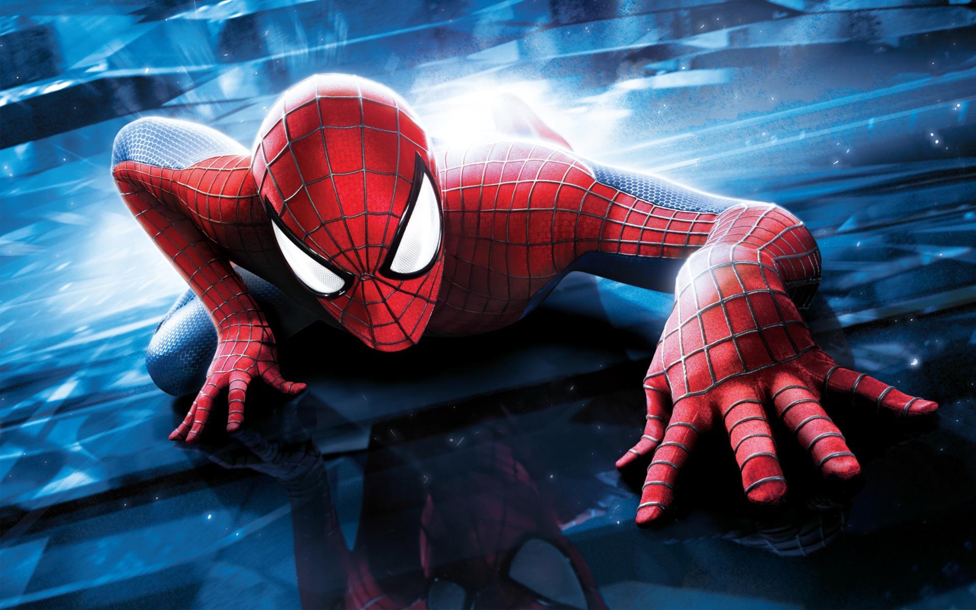Spider Man Widescreen Wallpaper