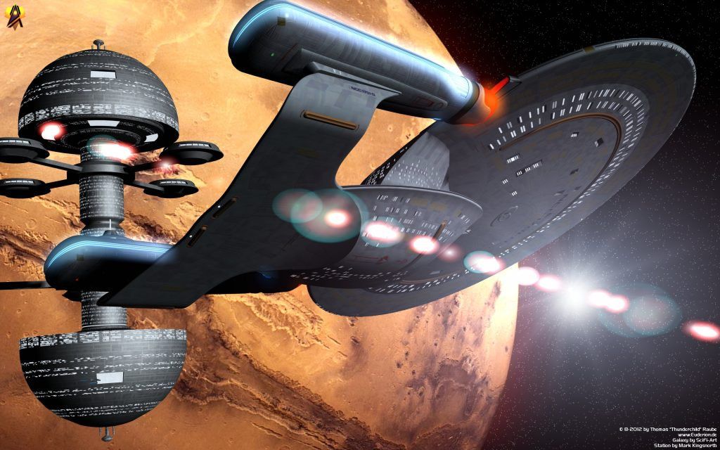Star Trek: The Original Series Wallpaper