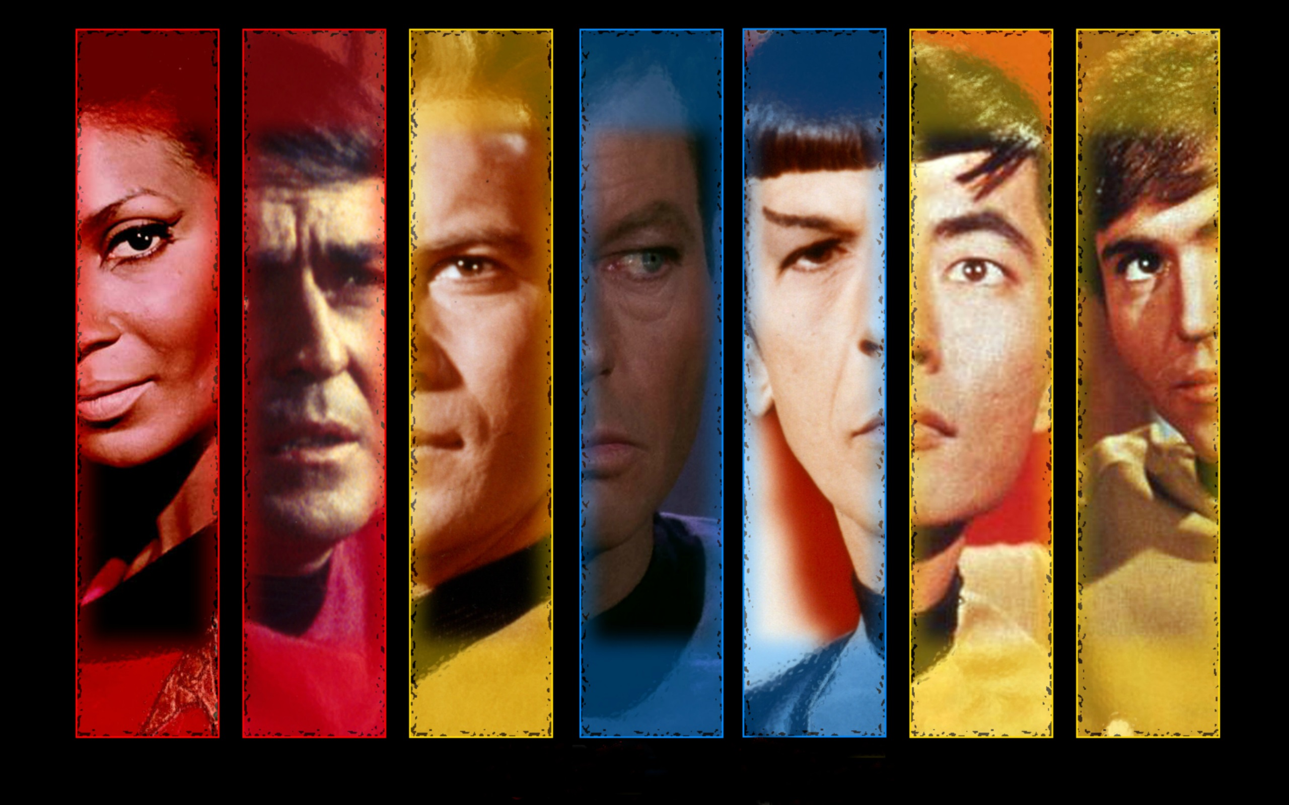 Star Trek: The Original Series Widescreen Wallpaper