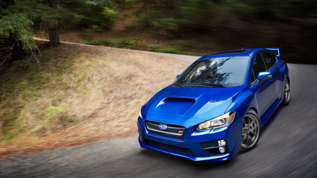 Subaru Impreza Full HD Wallpaper