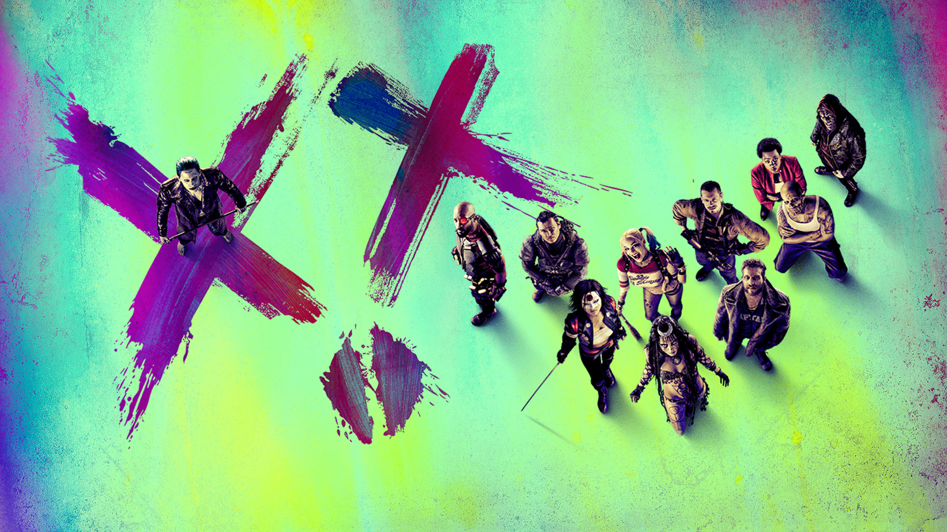 suicide squad wide wallpapers - photo #38