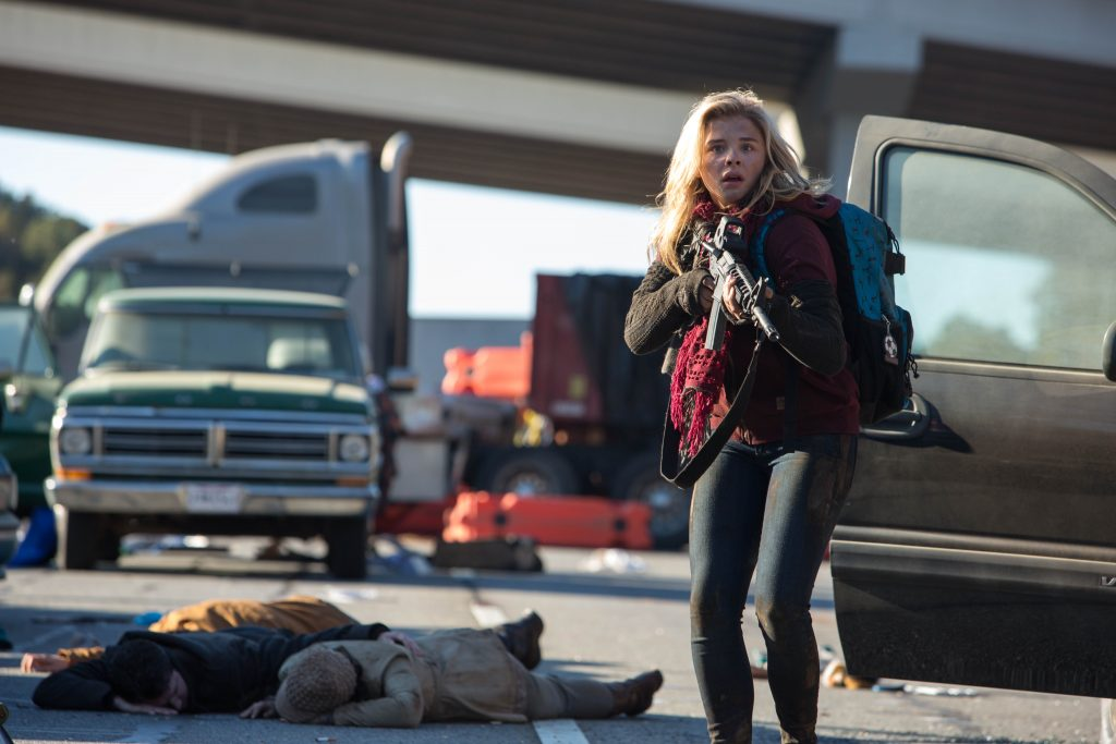 The 5th Wave Wallpaper 5760x3840