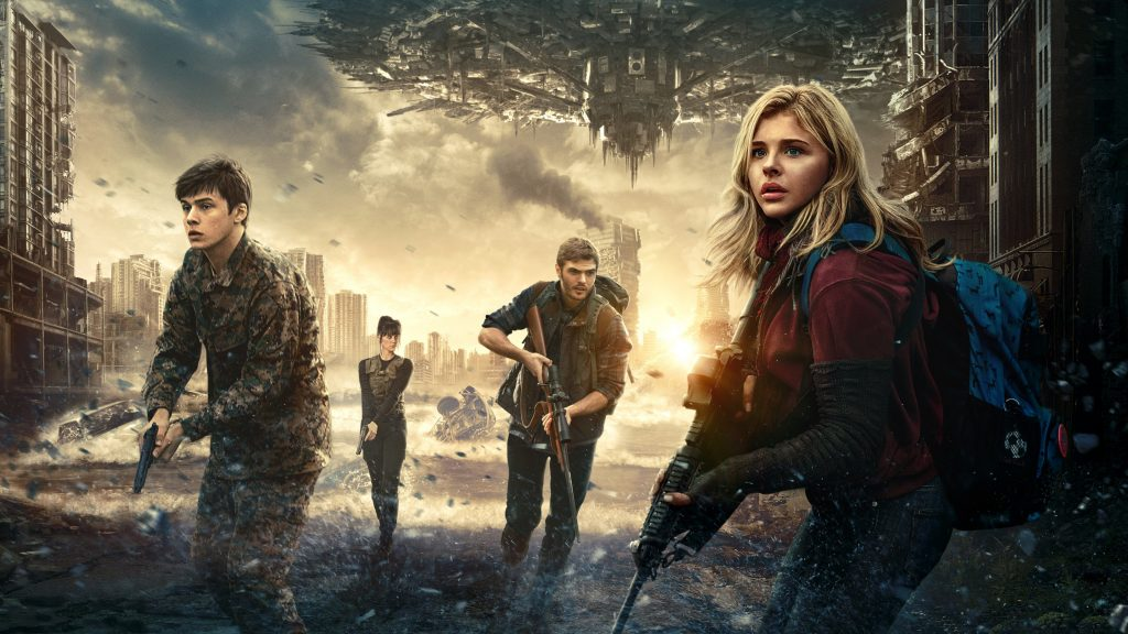 The 5th Wave 4K UHD Wallpaper 3840x2160