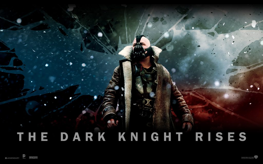The Dark Knight Rises Widescreen Wallpaper