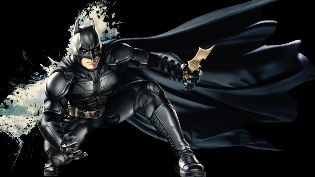The Dark Knight Rises Full HD Wallpaper
