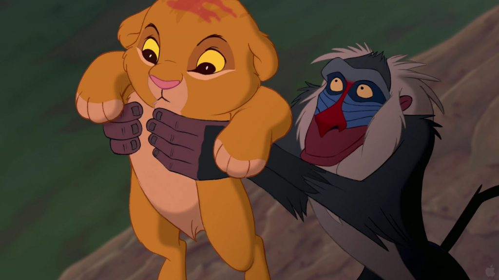 The Lion King Full HD Wallpaper