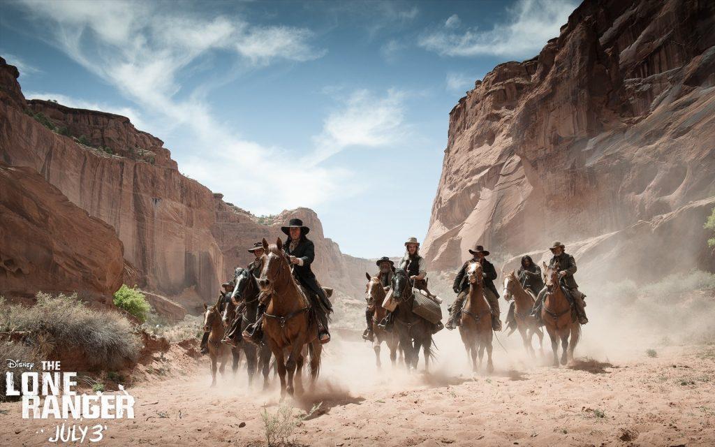 The Lone Ranger Widescreen Wallpaper