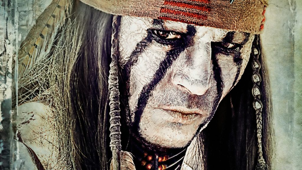 The Lone Ranger Full HD Wallpaper