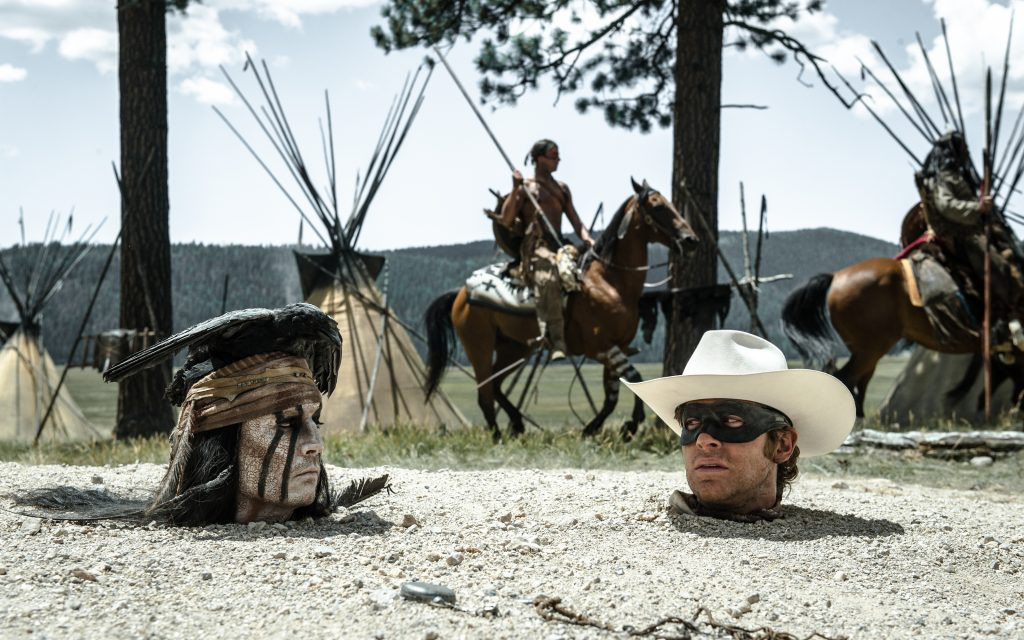 The Lone Ranger Wallpaper