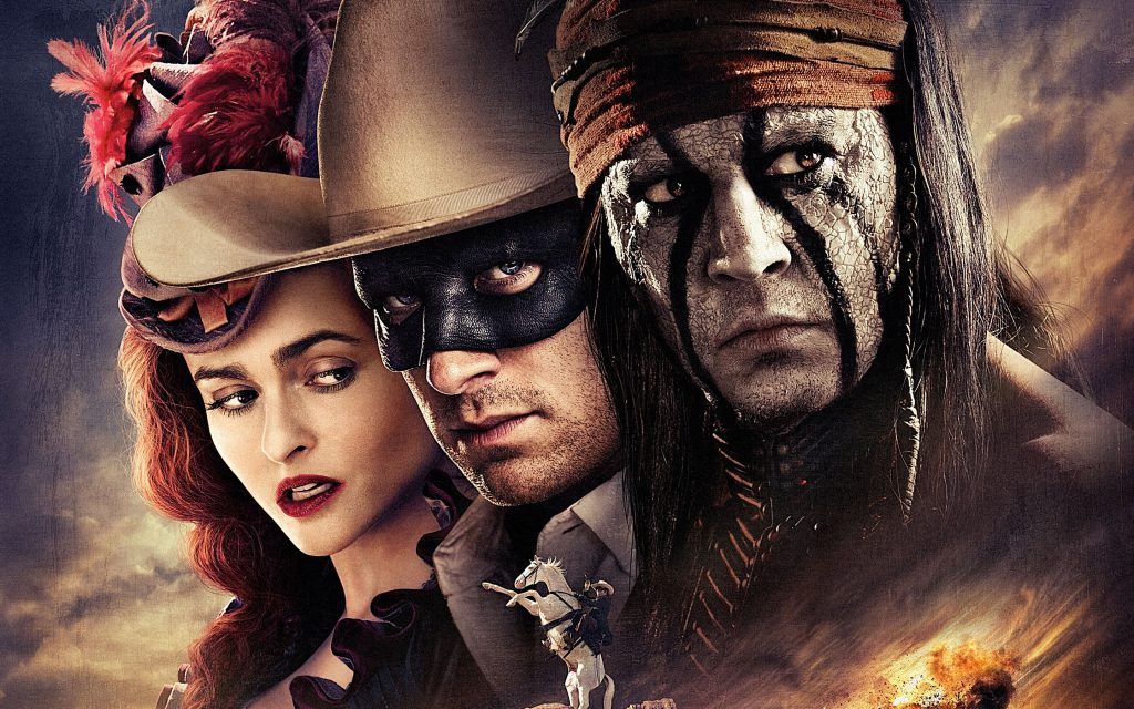 The Lone Ranger Widescreen Wallpaper
