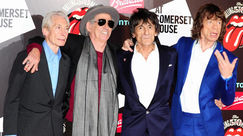 The Rolling Stones Full HD Wallpaper