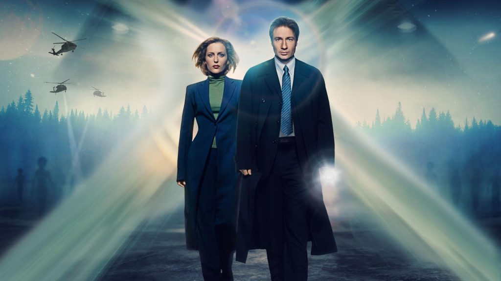 The X-Files Full HD Wallpaper