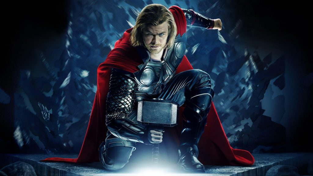 Thor Full HD Wallpaper