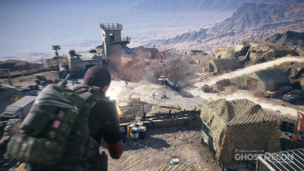 Tom Clancy's Ghost Recon Wildlands Full HD Wallpaper