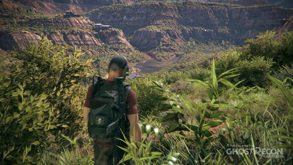 Tom Clancy's Ghost Recon Wildlands Full HD Wallpaper