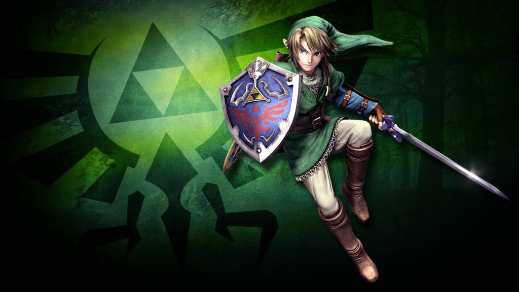Zelda Full HD Wallpaper