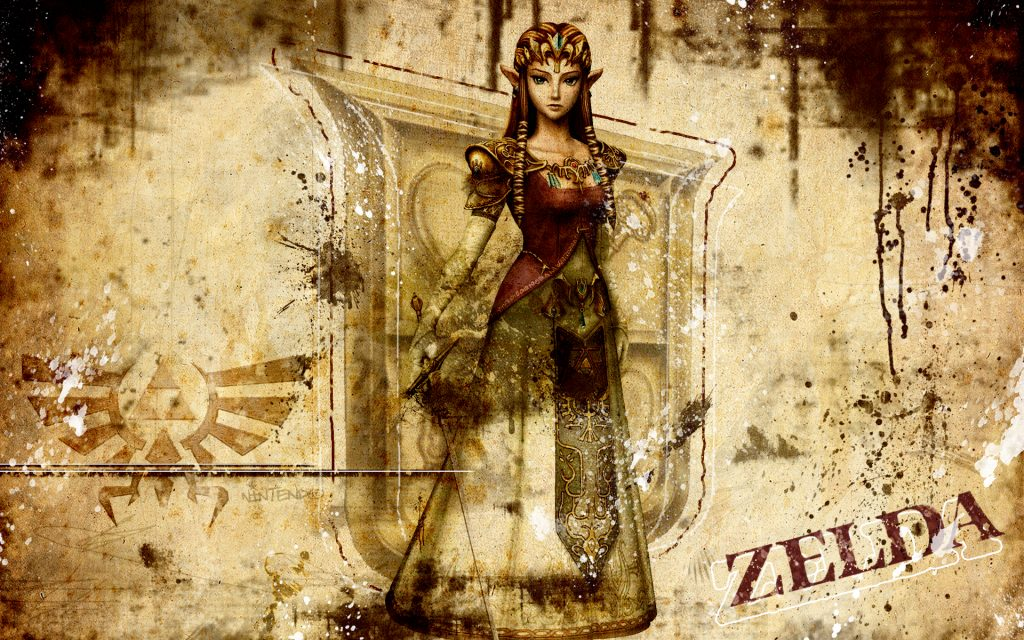Zelda Widescreen Wallpaper