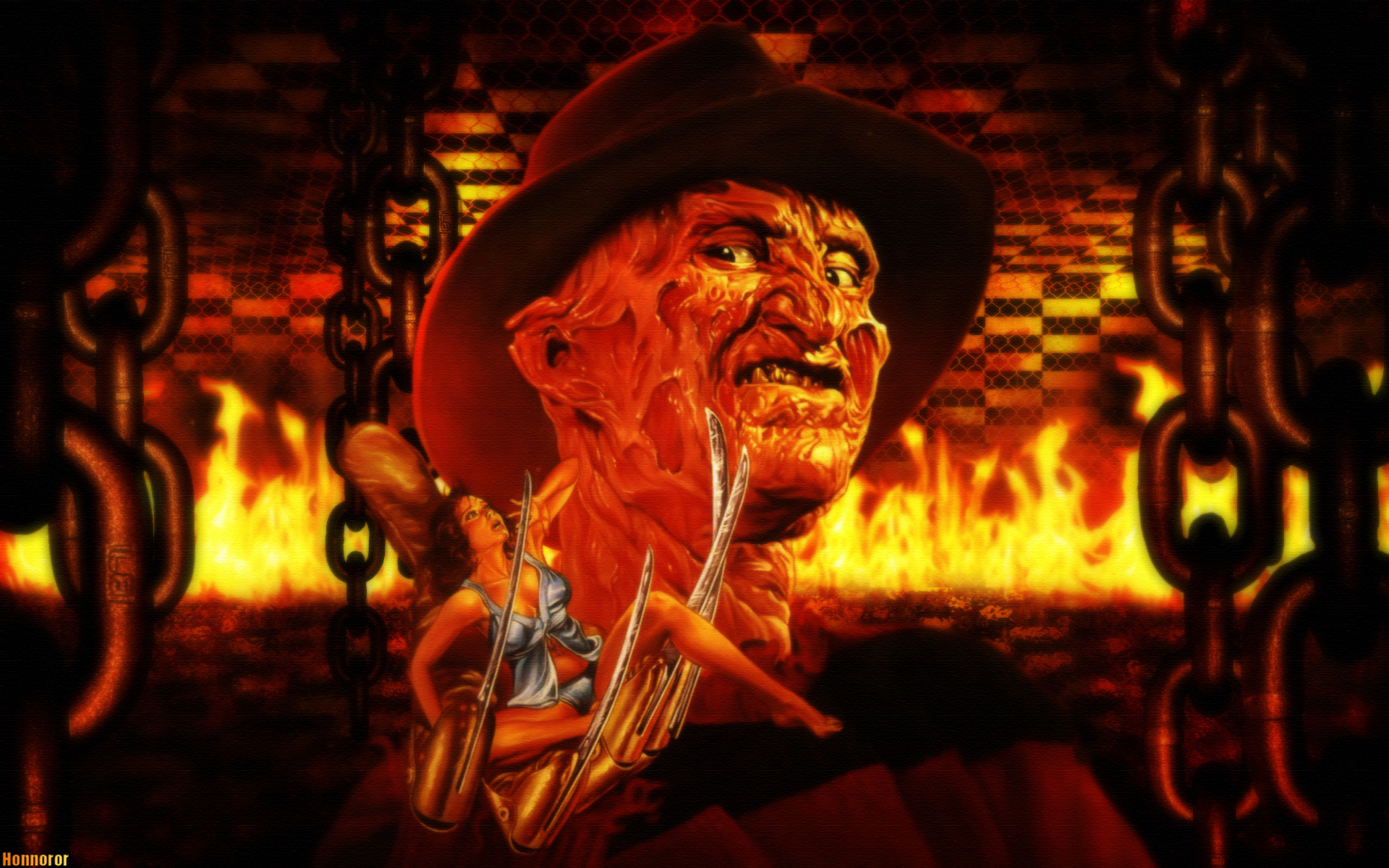 A Nightmare On Elm Street (1984) Wallpapers, Pictures, Images