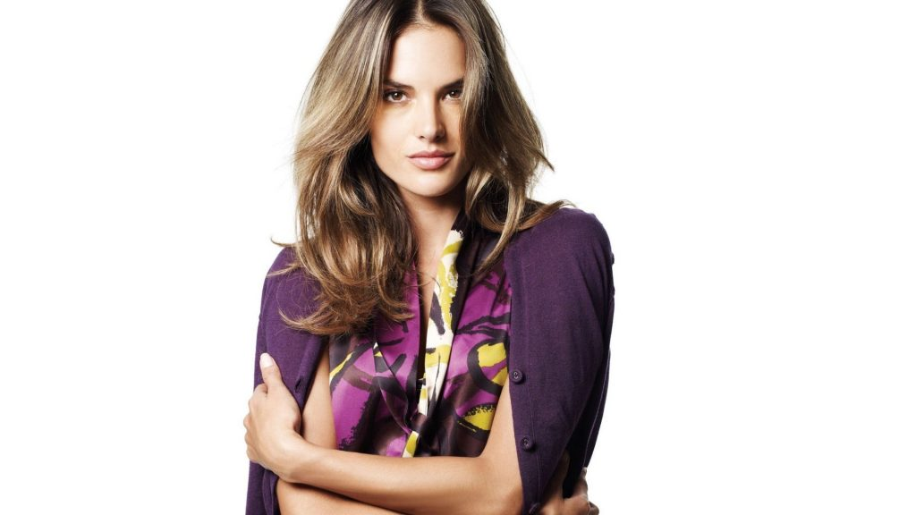 Alessandra Ambrosio Full HD Wallpaper