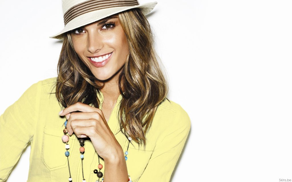 Alessandra Ambrosio Widescreen Wallpaper