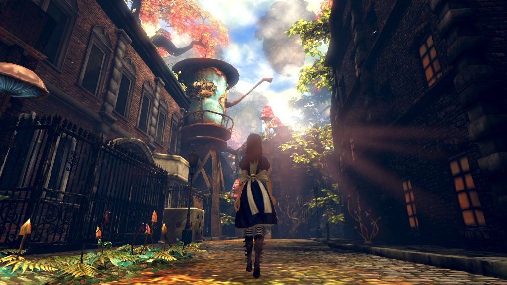 Alice: Madness Returns Full HD Wallpaper