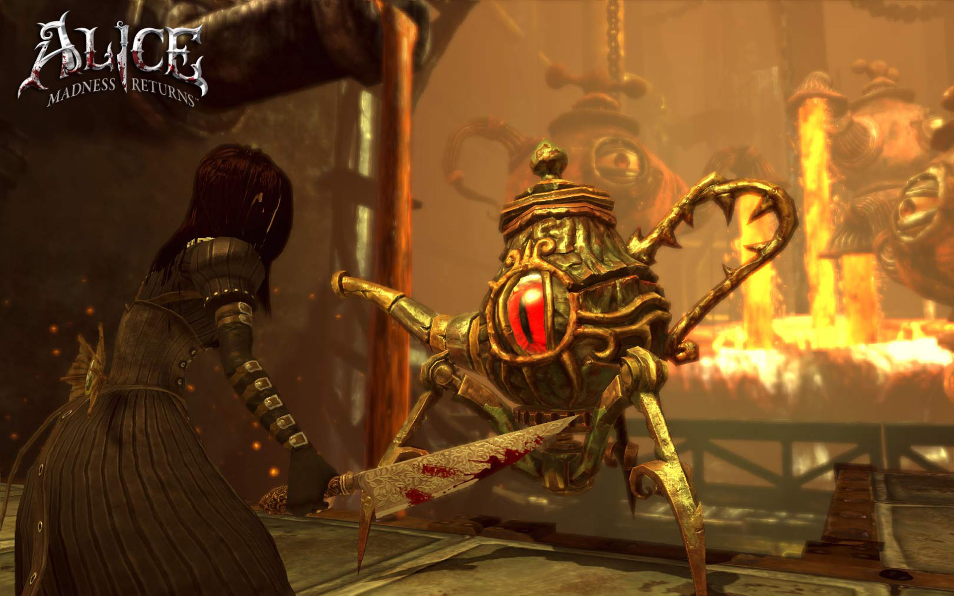 Alice: Madness Returns Wallpapers, Pictures, Images