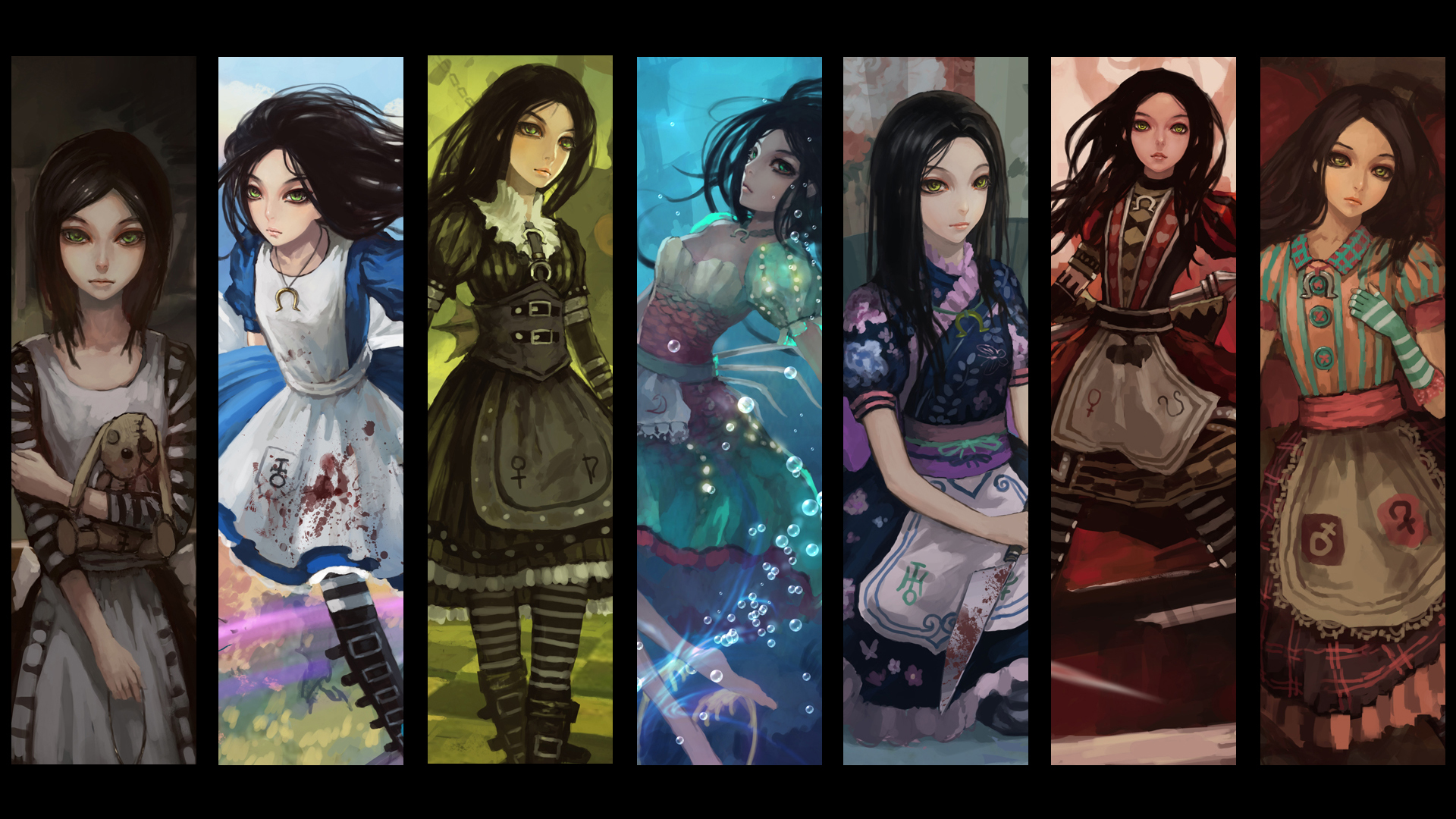 Alice Madness Returns Wallpapers Pictures Images