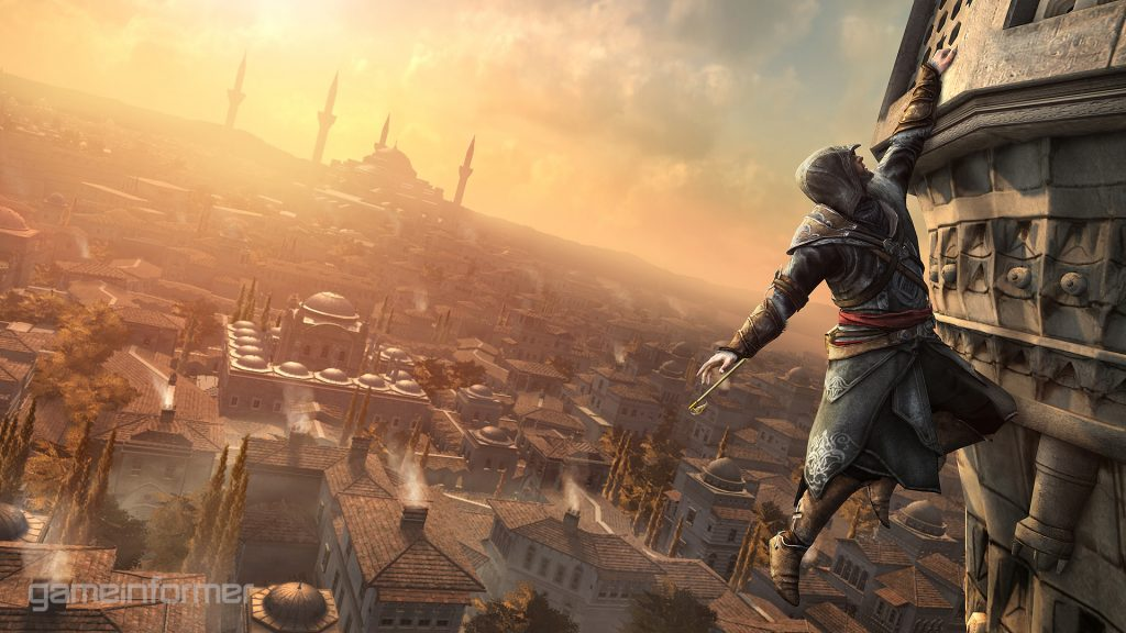 Assassin's Creed: Revelations Full HD Wallpaper