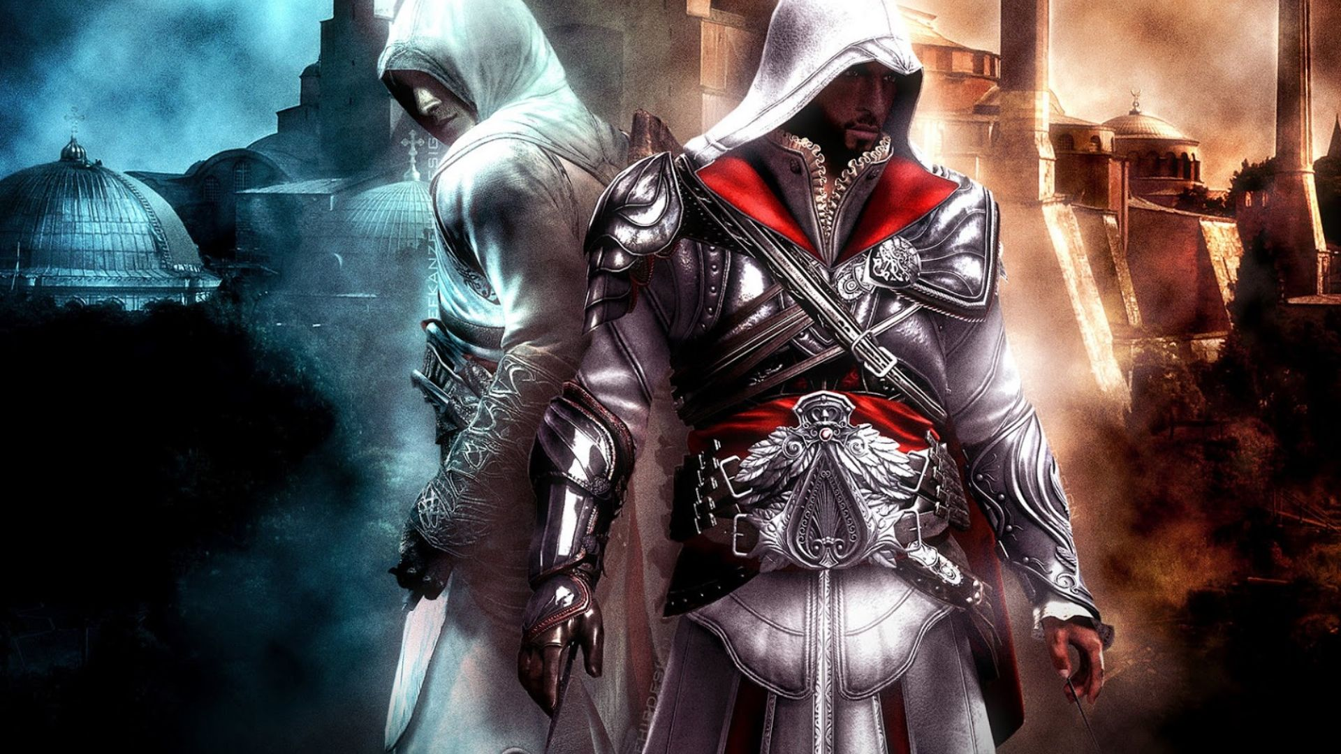 Assassins Creed Ezio Wallpapers Hd: Assassin's Creed: Revelations Wallpapers, Pictures, Images