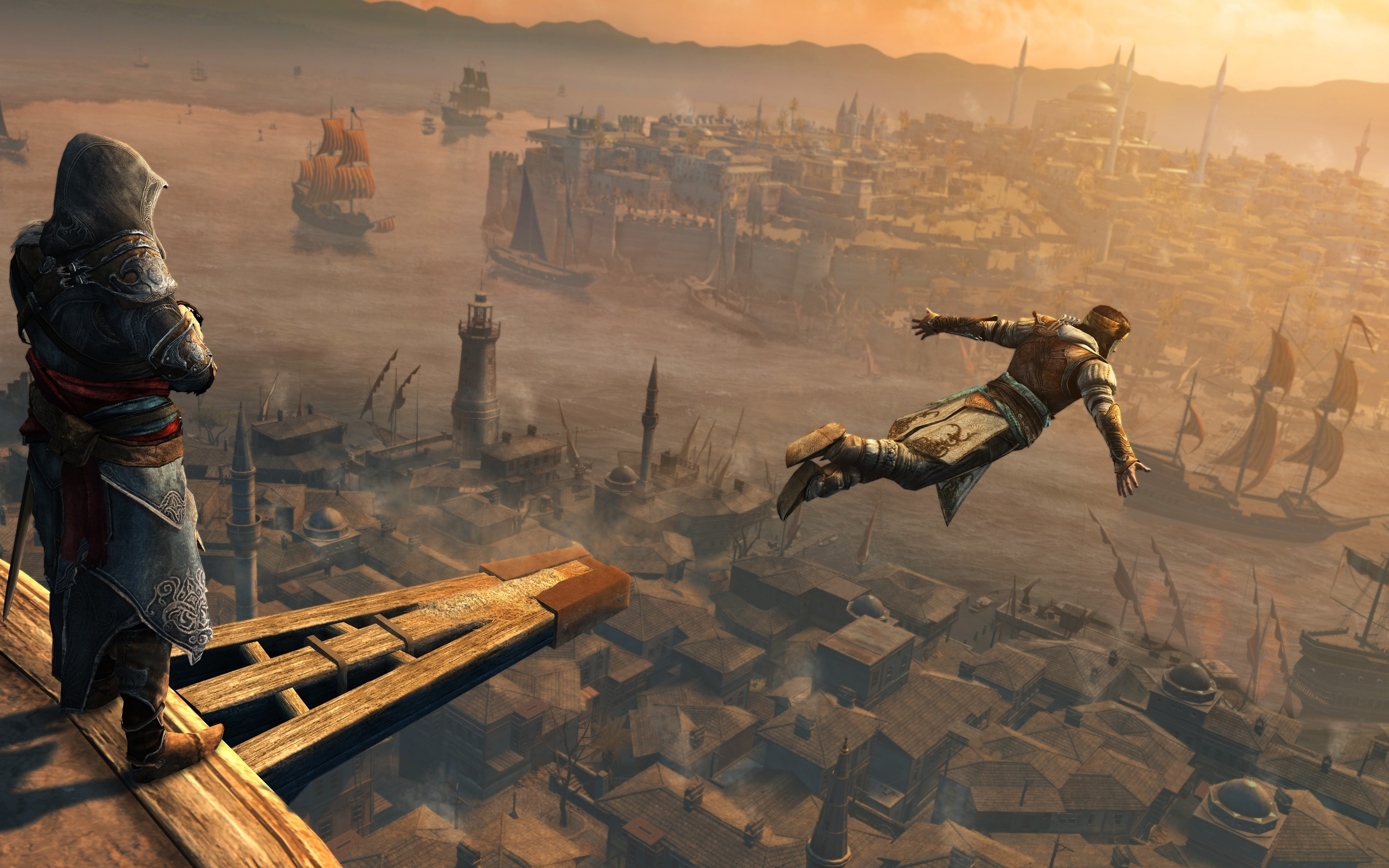 Assassins creed revelations wallpapers pictures images assassins creed revelations widescreen wallpaper voltagebd Gallery
