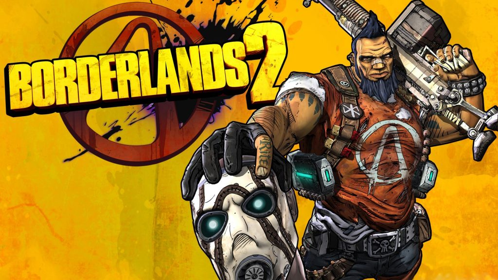 Borderlands 2 Full HD Wallpaper
