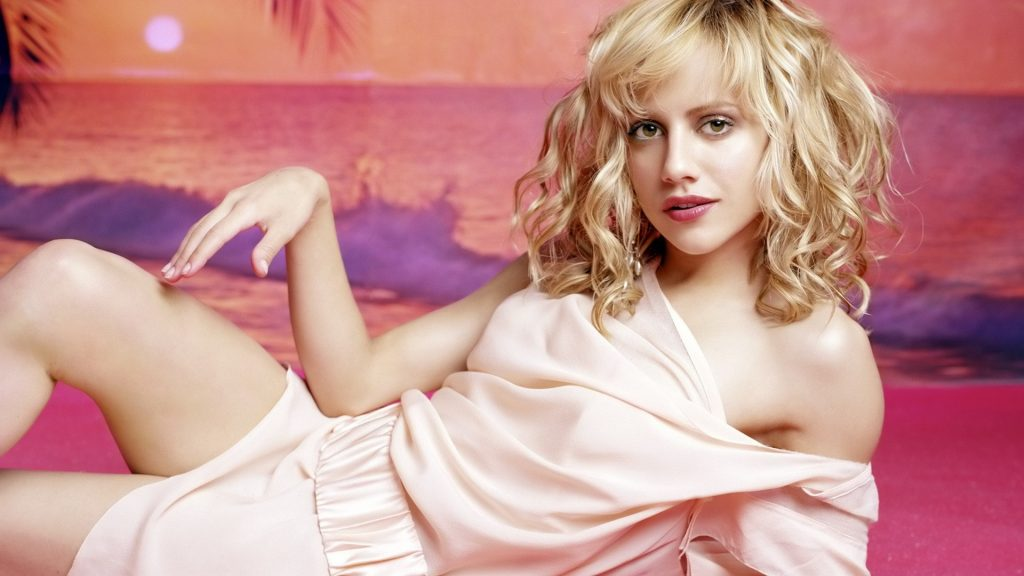 Brittany Murphy Full HD Wallpaper