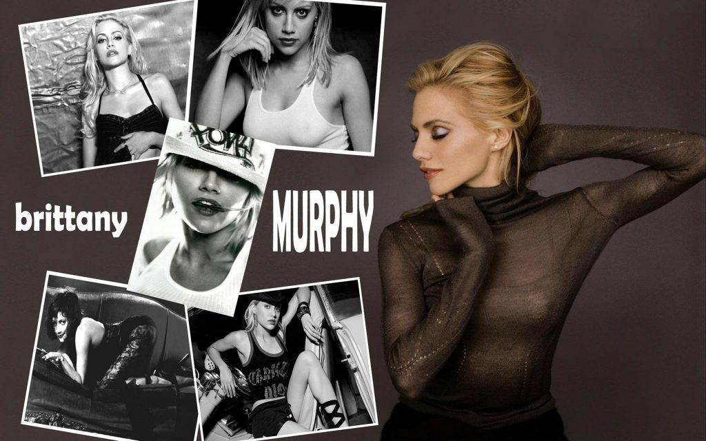 Brittany Murphy Widescreen Wallpaper