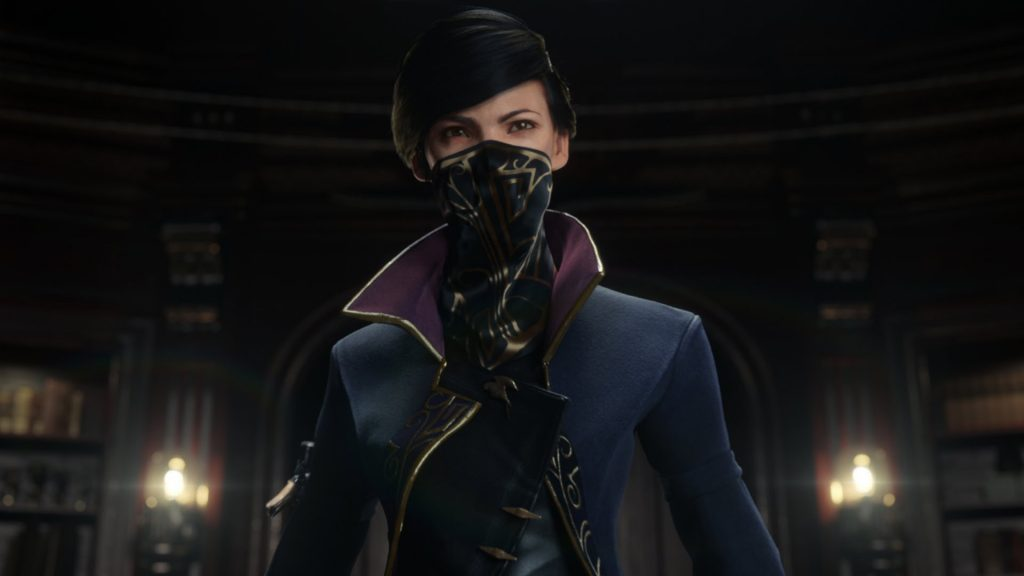 Dishonored 2 Full HD Wallpaper