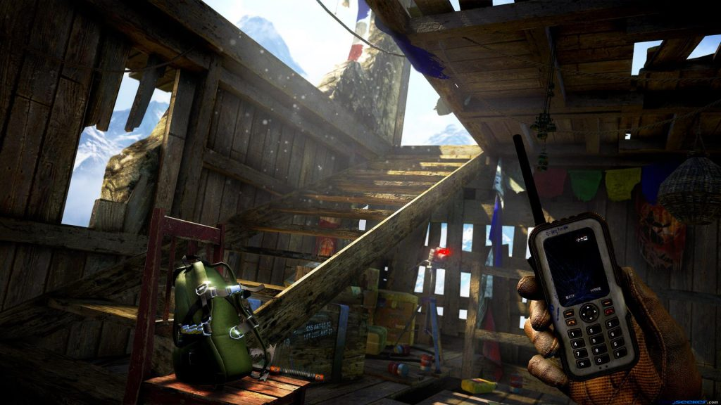 Far Cry 4 Full HD Wallpaper