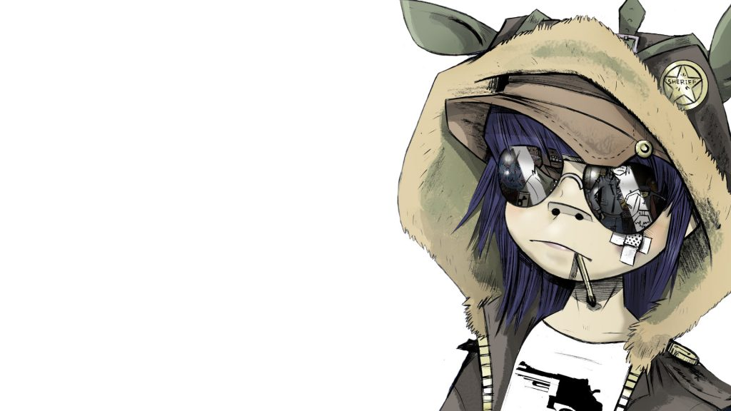 Gorillaz Full HD Wallpaper