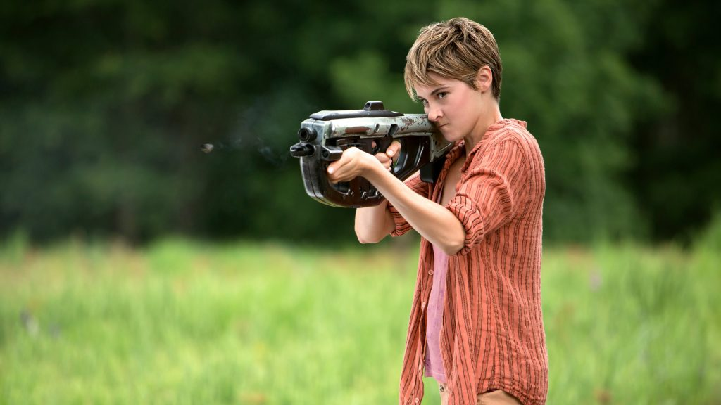 Insurgent 4K UHD Wallpaper