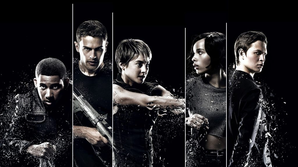 Insurgent Full HD Wallpaper