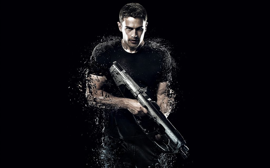 Insurgent Widescreen Wallpaper
