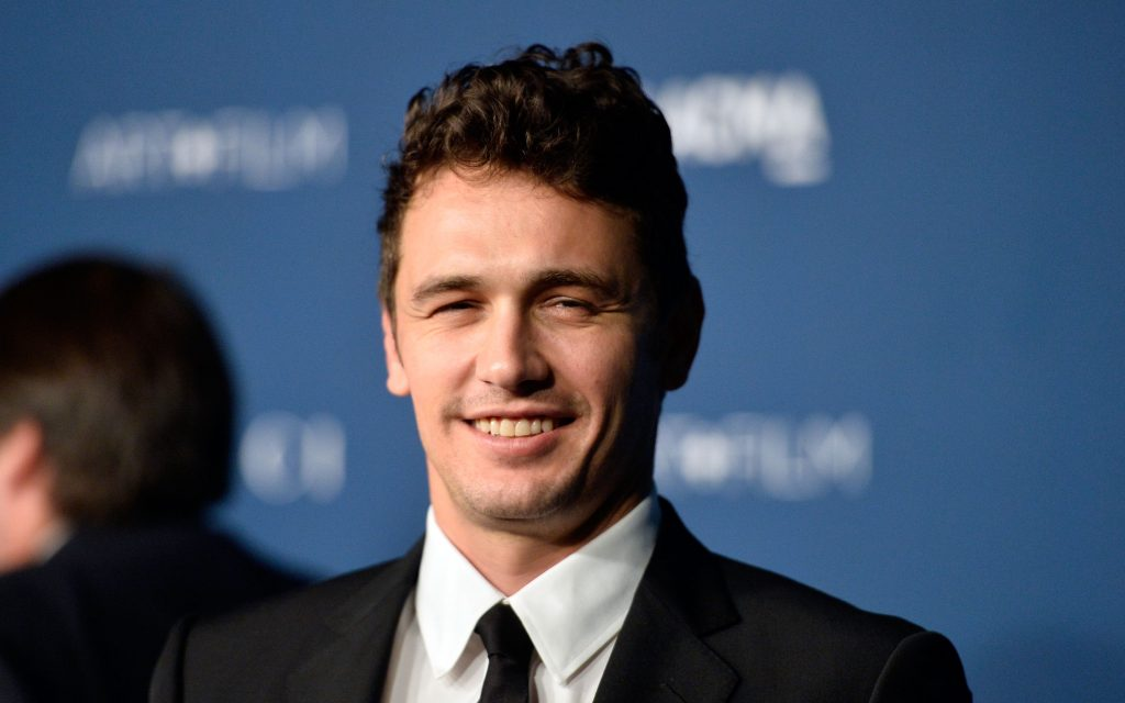 James Franco Widescreen Wallpaper
